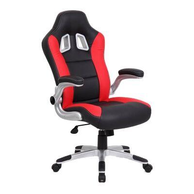 Formula One PU Leather High Back Executive Chair