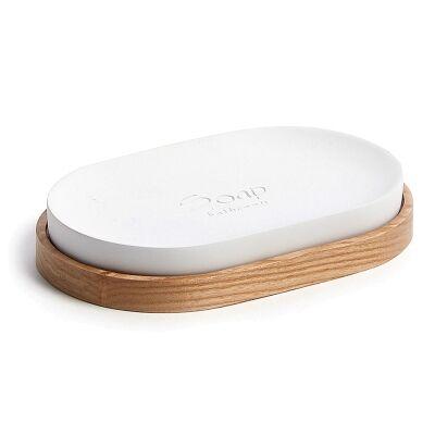 Kaya Ceramic Soap Dish