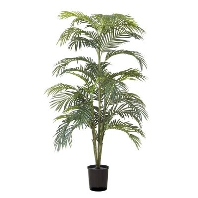 Potted Artificial Areca Palm, 180cm