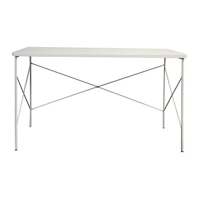 Harvey 120cm Student Desk - Matt White