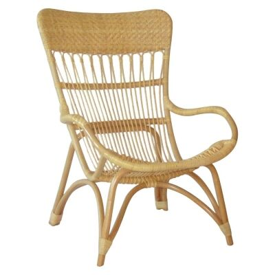 Marco Rattan Lounge Armchair