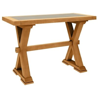 Sefton Pine Timber Console Table, 120cm