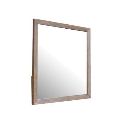 Roseville Wooden Frame Dressing Mirror, 90cm