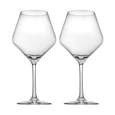 IVV Tasting Hour 2 Piece Red Wine Glass Set