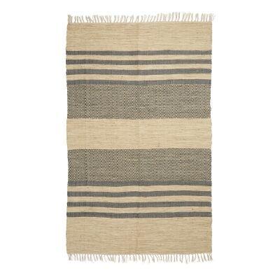 Enmore Jute & Cotton Rug, 120x180cm