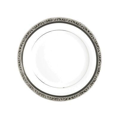 Noritake Regent Platinum Fine China Bread and Butter Plate
