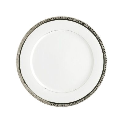 Noritake Regent Platinum Fine China Entree Plate