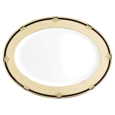 Noritake Braidwood Fine China Oval Platter