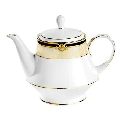 Noritake Braidwood Fine China Teapot