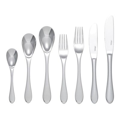 Noritake Monterosso 56 Piece Stainless Steel Cutlery Set