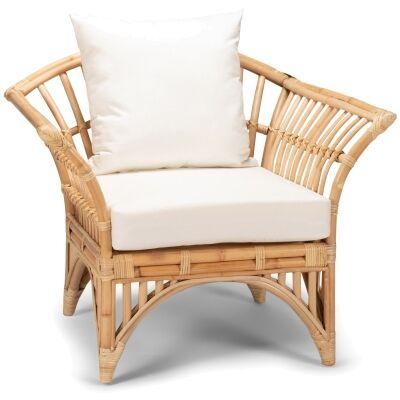 Livingston Rattan Armchair