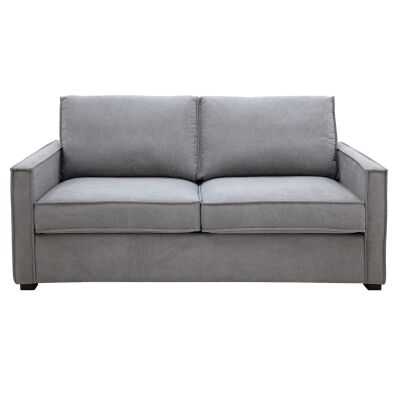 Nambucca Fabric Pull Out Sofa Bed, 2.5 Seater, Storm Grey