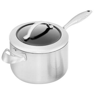 Scanpan CTX Commercial Grade Non-stick 20cm Saucepan with Lid