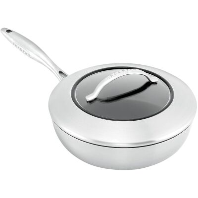 Scanpan CTX Commercial Grade Non-stick 28cm Saute Pan with Lid