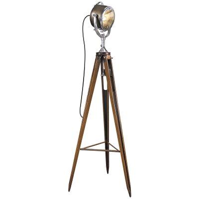 Half Mile Ray Searchlight Floor Lamp