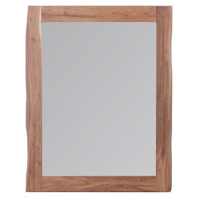 Antares Acacia Timber Frame Mirror, 115cm
