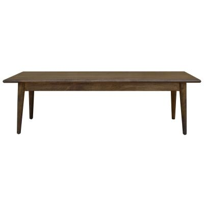 Stuart Solid Mango Wood Timber 150cm Dining Bench