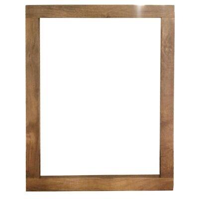 Elvina Mango Wood Frame Dressing Mirror, 115cm