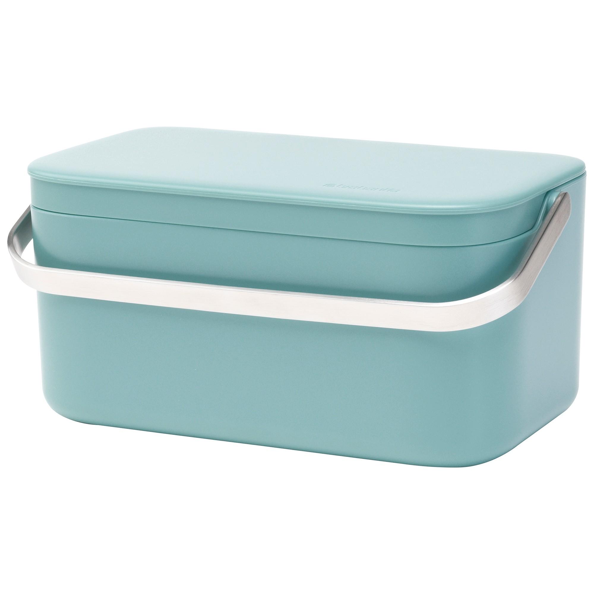 Brabantia Food Waste Caddy, Mint