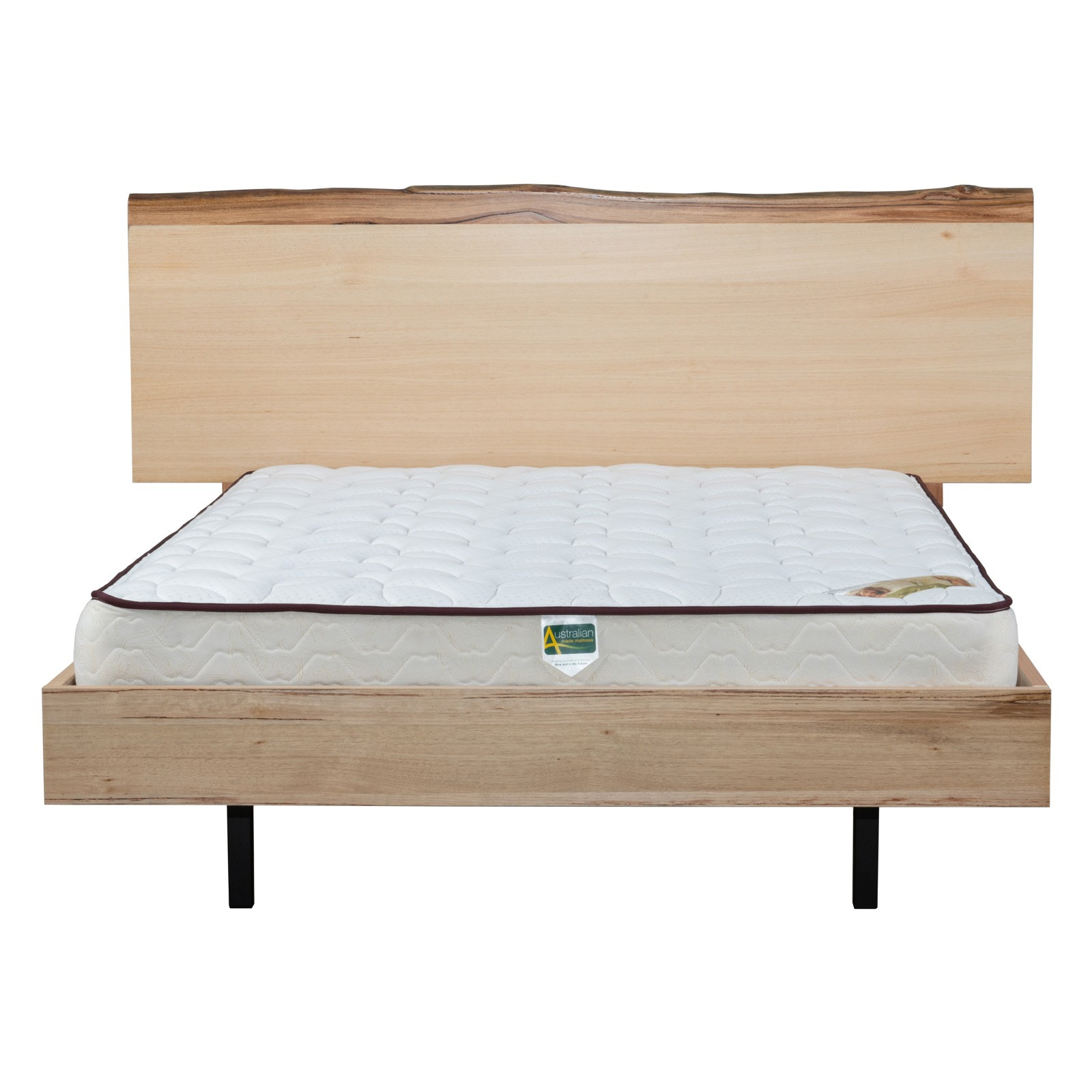 Jacob Messmate Timber Bed, Queen