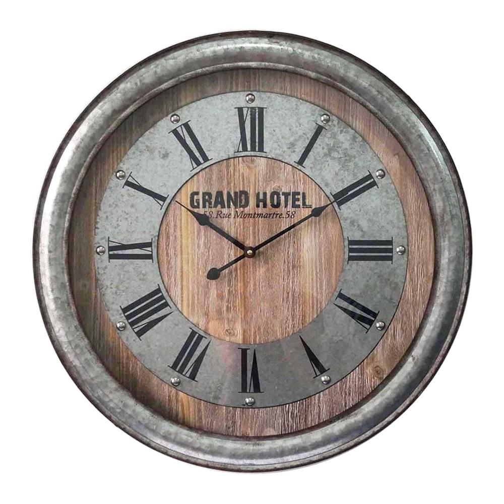 Montmartre Round Wall Clock, 60cm