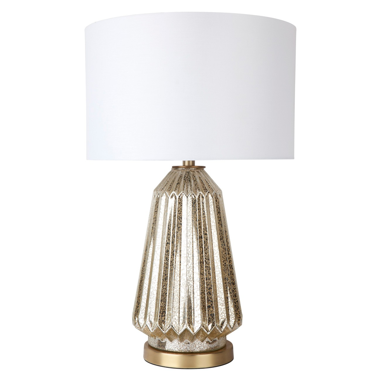 Lana Mercury Glass Table Lamp