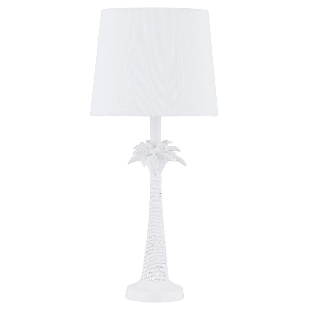 Beverly Table Lamp, White