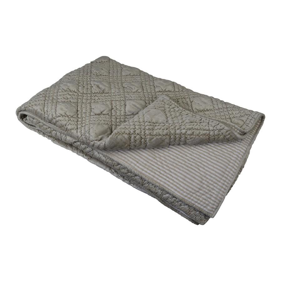 Oasis Velvet Comforter, Sand