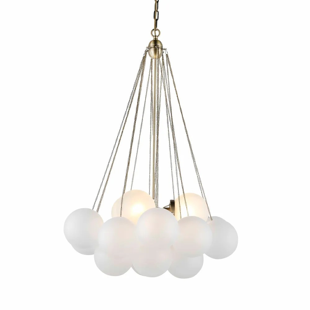 Cloud Cluster Pendant Light, Medium