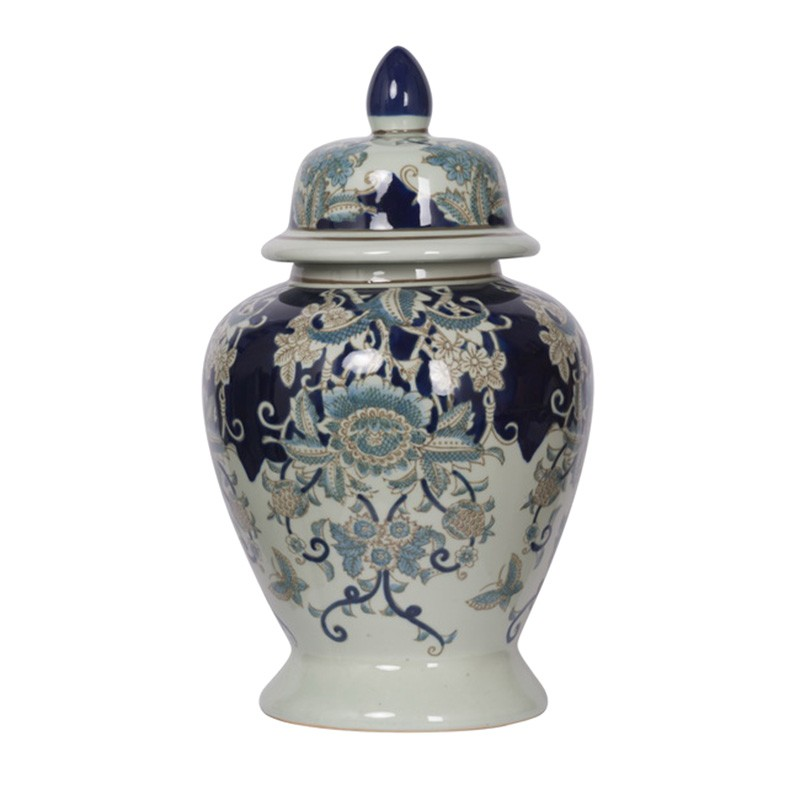Garland Porcelain Ginger Jar, Medium