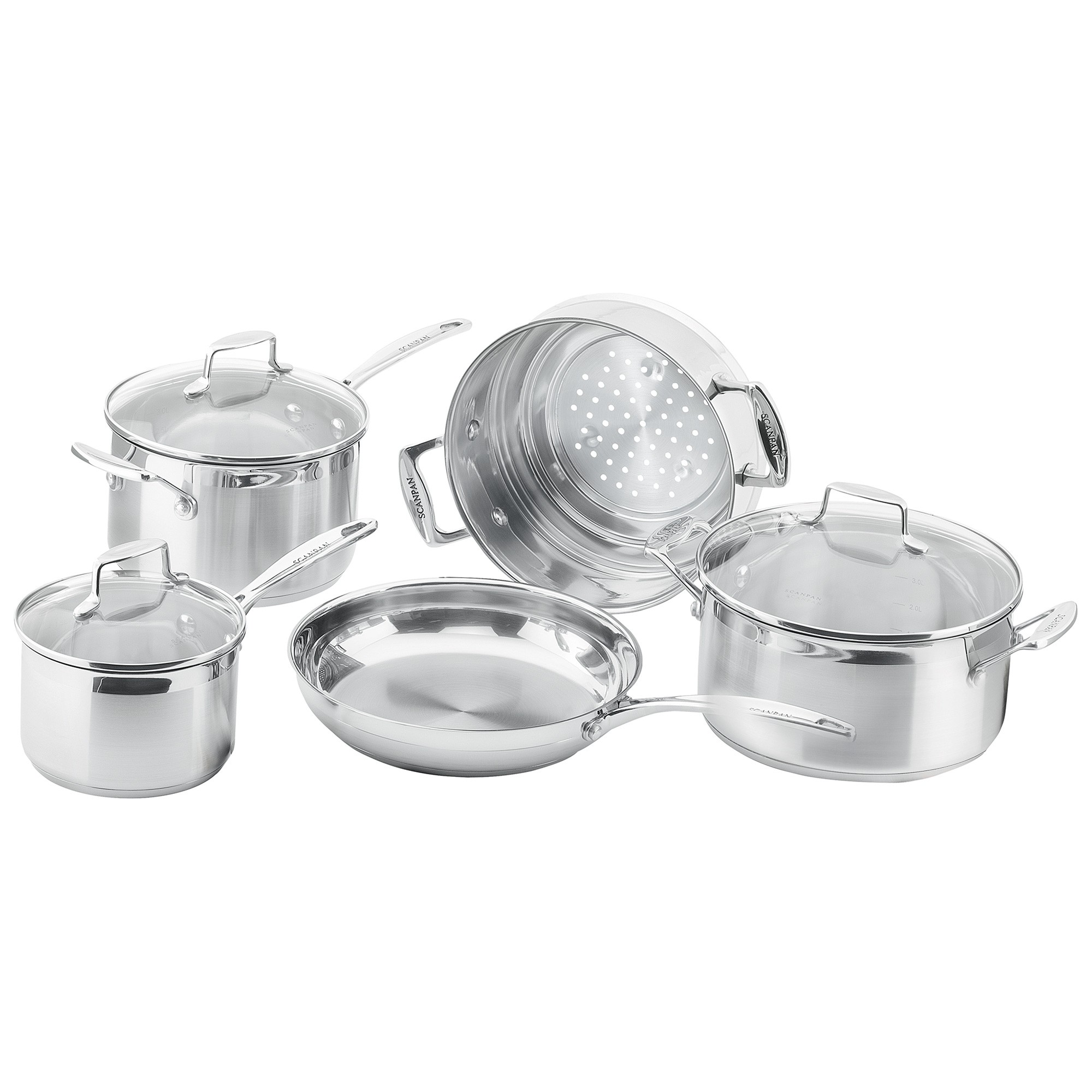Scanpan Impact 5 Piece Cookware Set