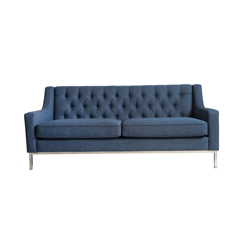 Montgomery Fabric 3 Seater Sofa
