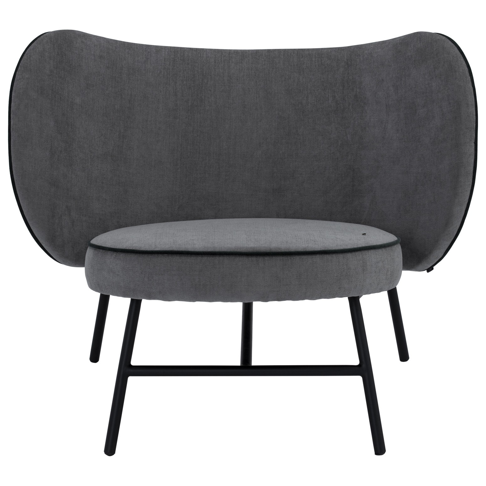 Avenir Fabric Lounge Chair