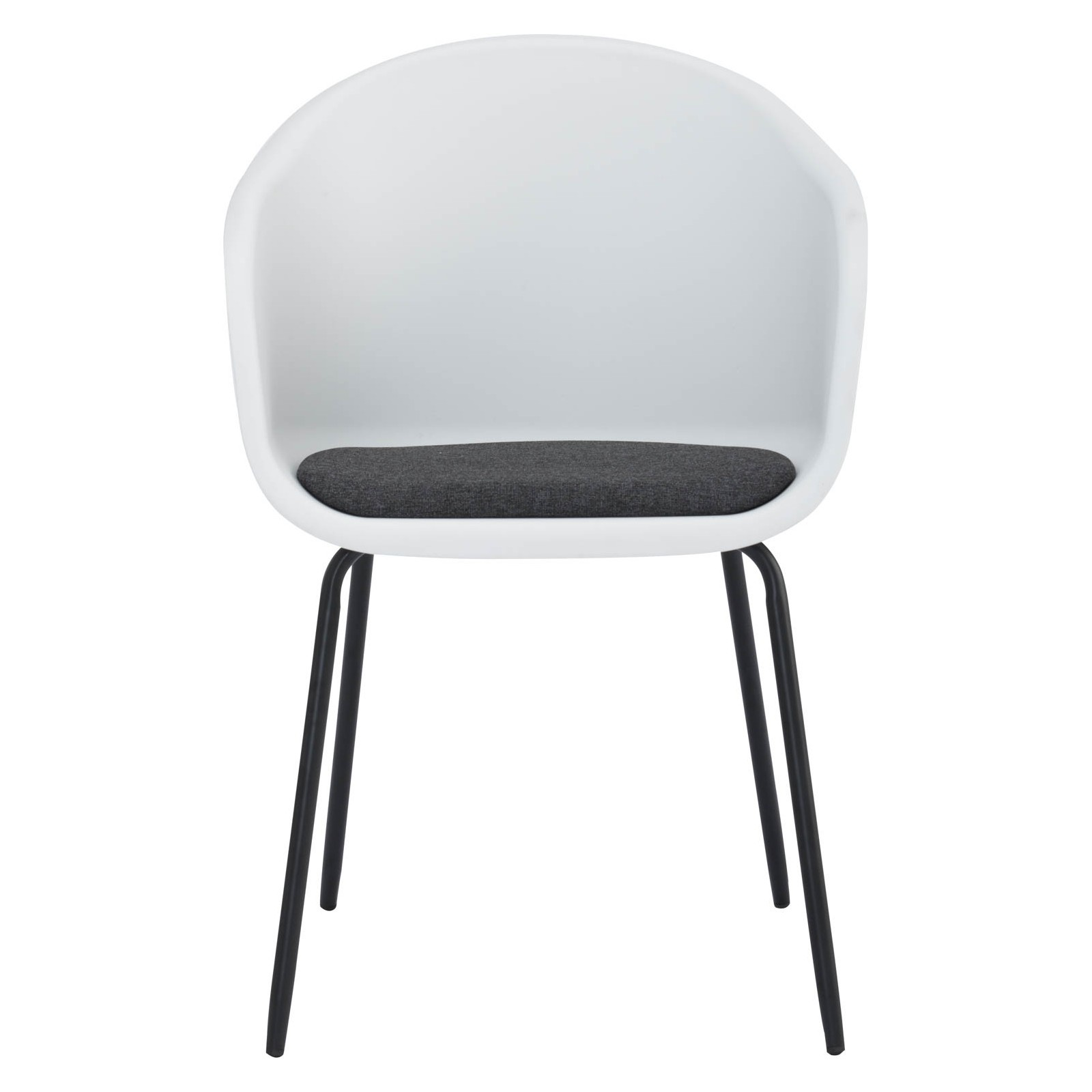 Colleen Dining Armchair, White