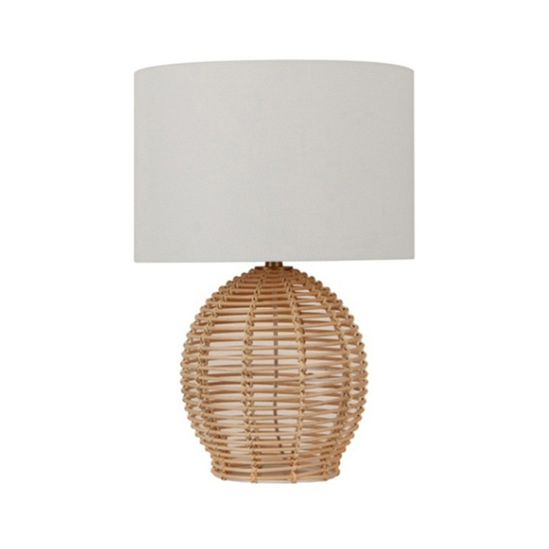 Bridgehampton Rattan Table Lamp