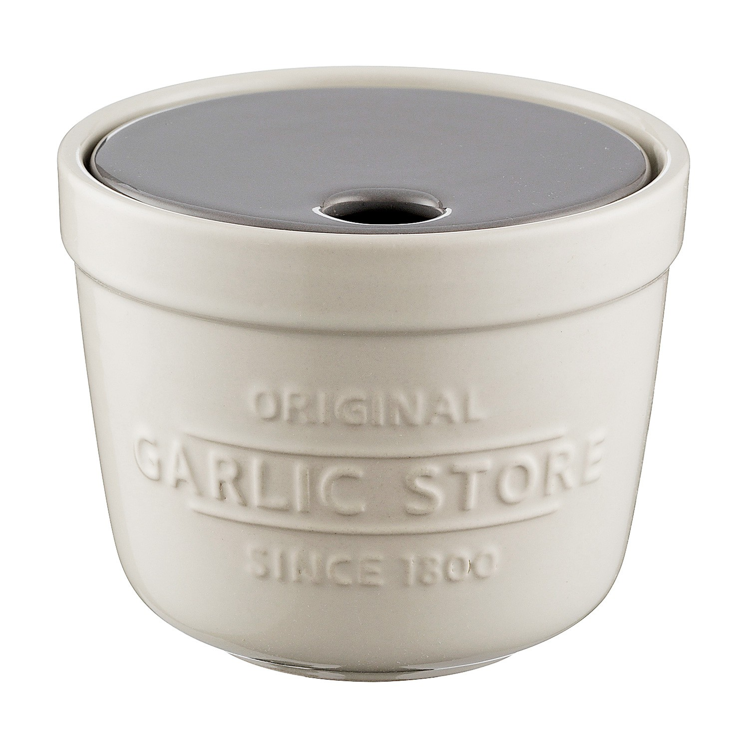 Mason Cash Ceramic Garlic Store Pot