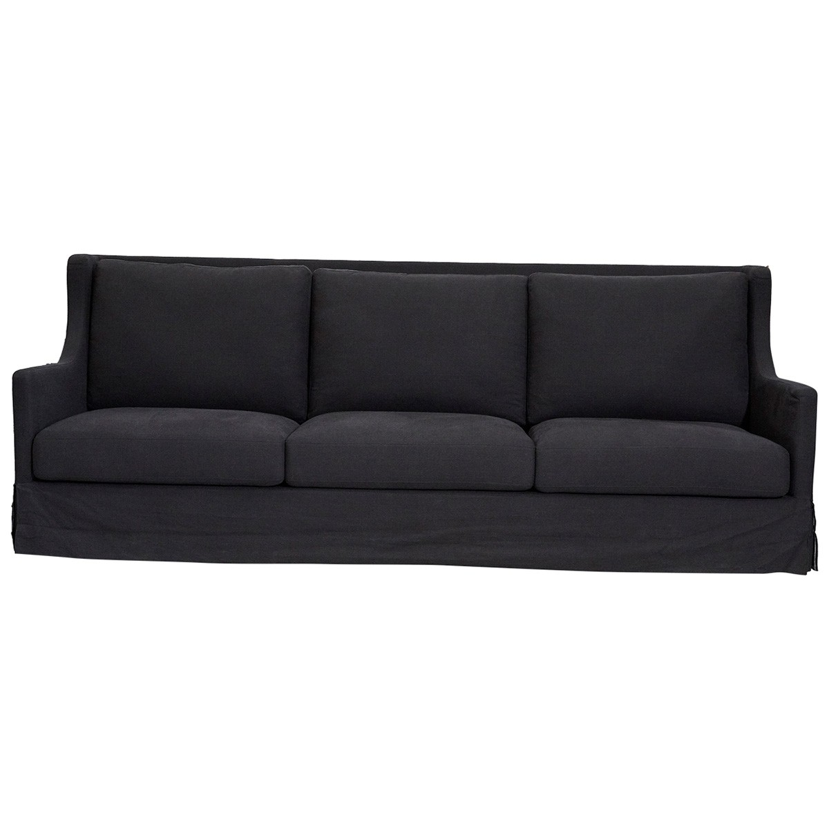 South Hampton Linen Sofa, 3 Seater