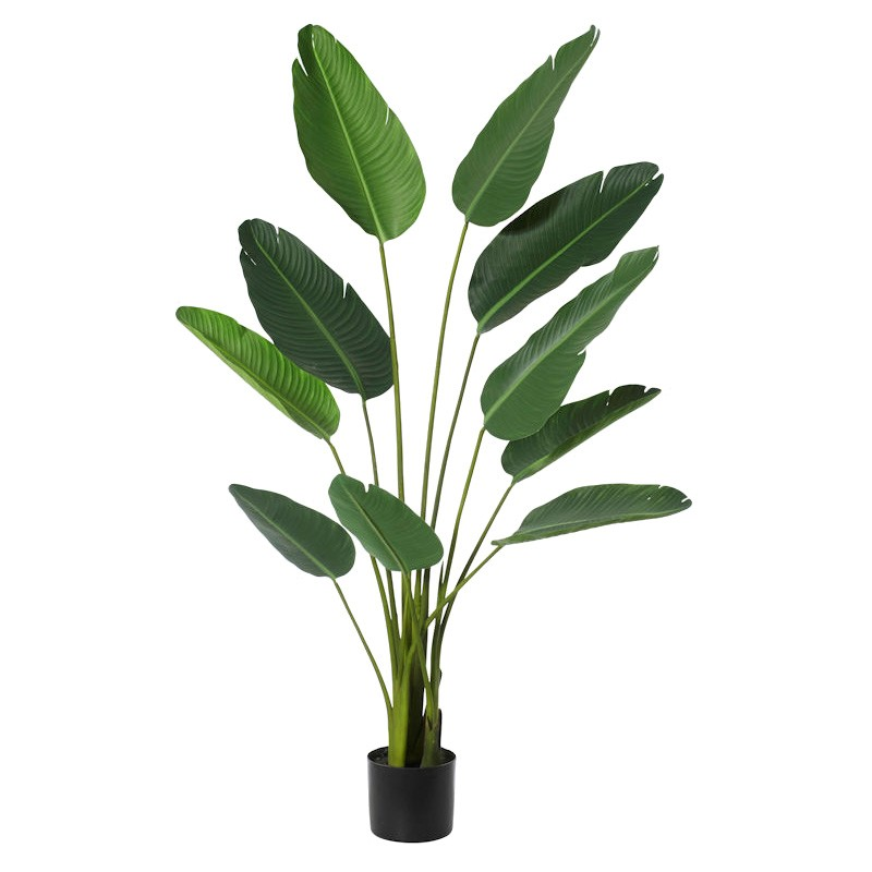 Potted Artificial Bird of Paradise Plant, Type A, 152cm