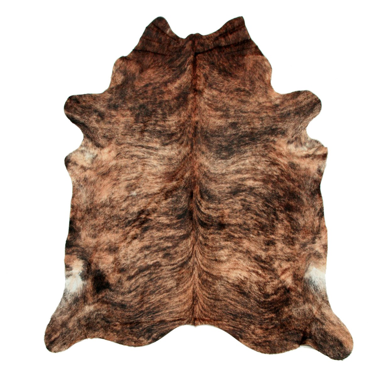 Jose 367 Brazilian Natural Cowhide Rug, 220x240cm