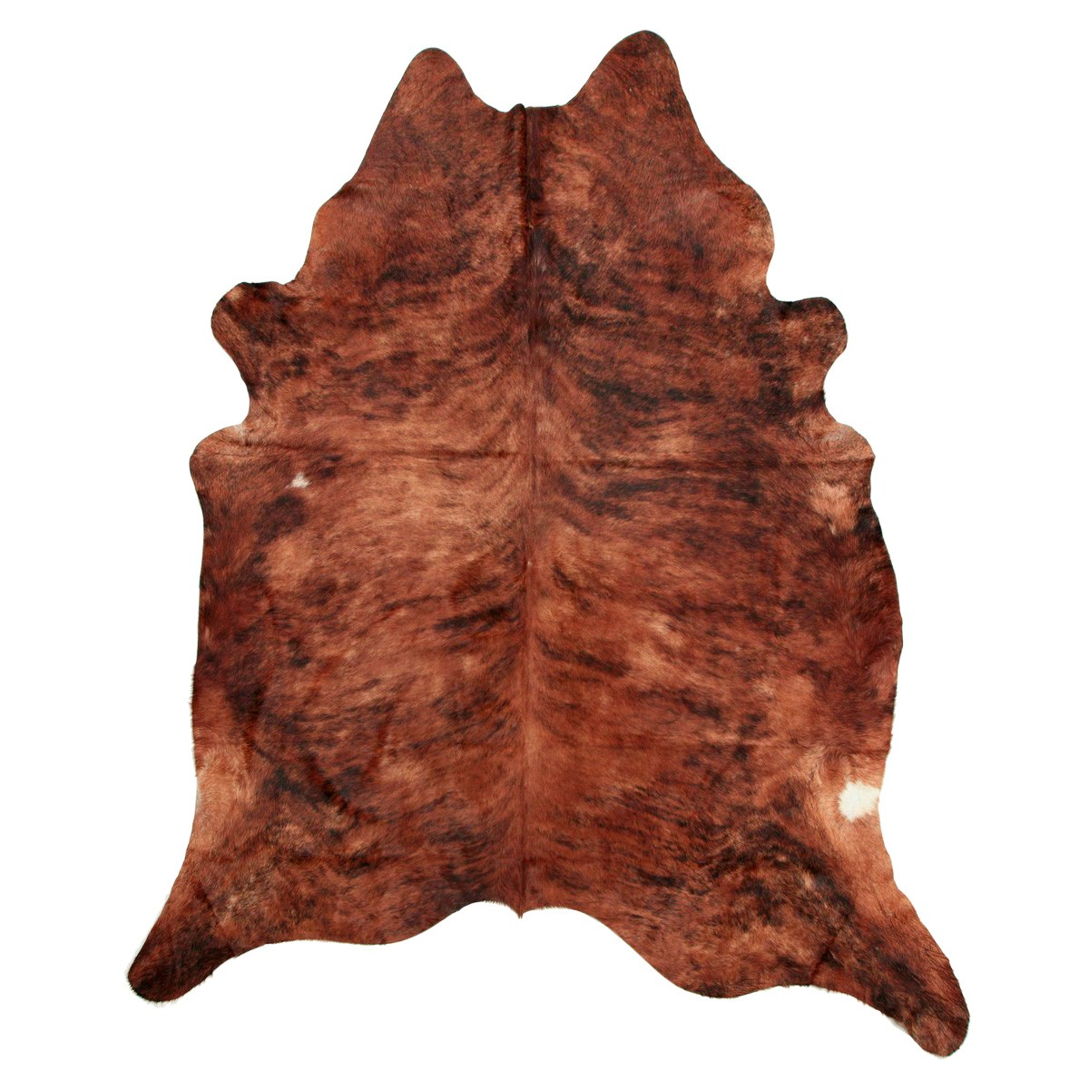 Victor 317 Brazilian Natural Cowhide Rug, 220x240cm