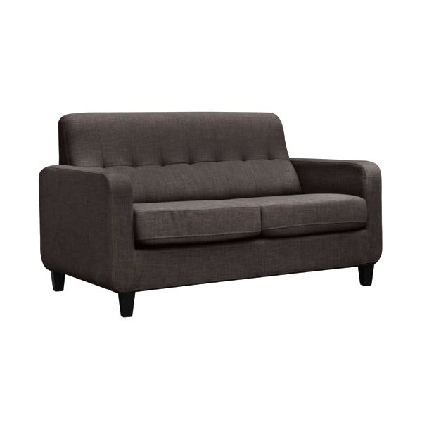 Oslo Fabric Pull Out Sofa Bed, Charcoal