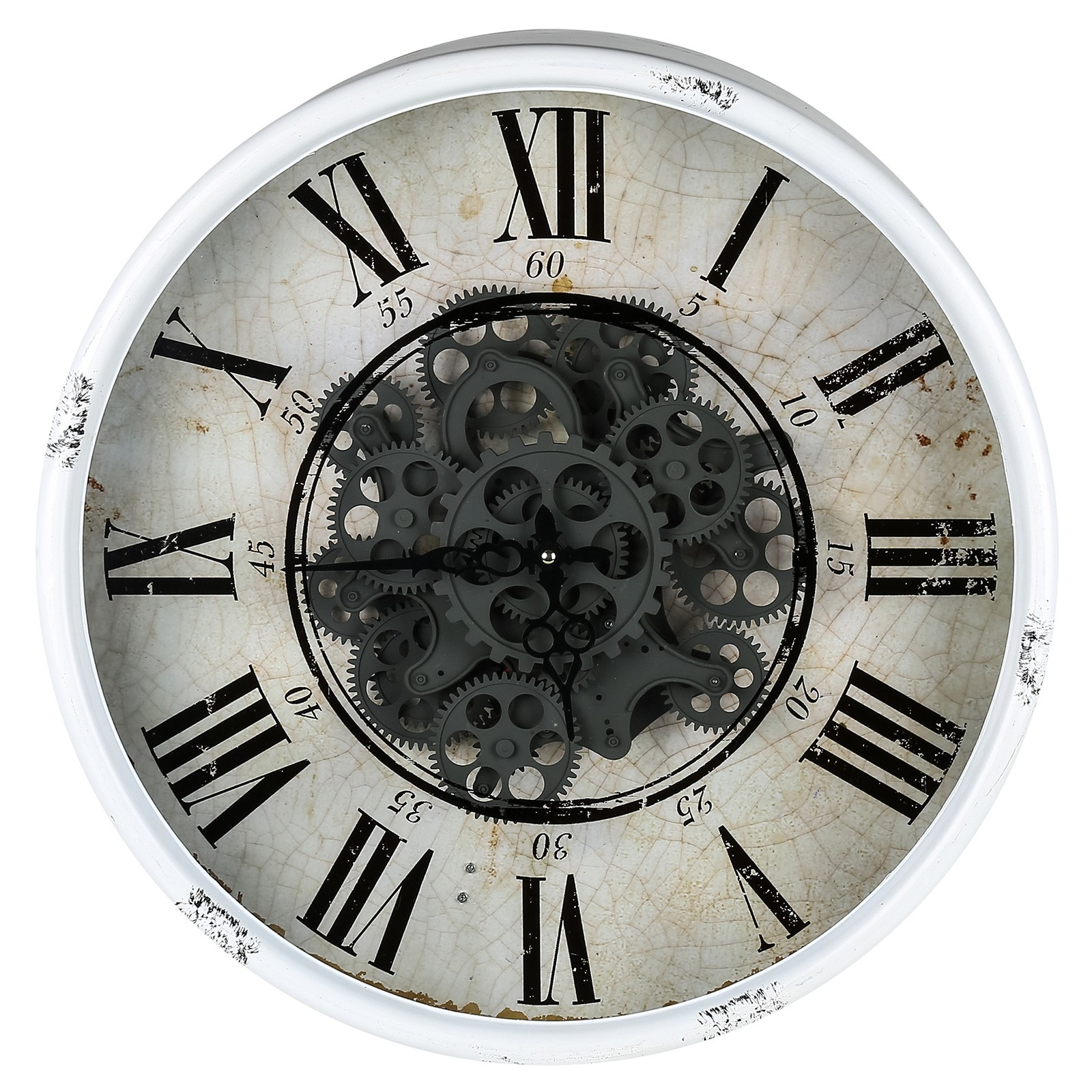 Timo 50cm Round Wall Clock