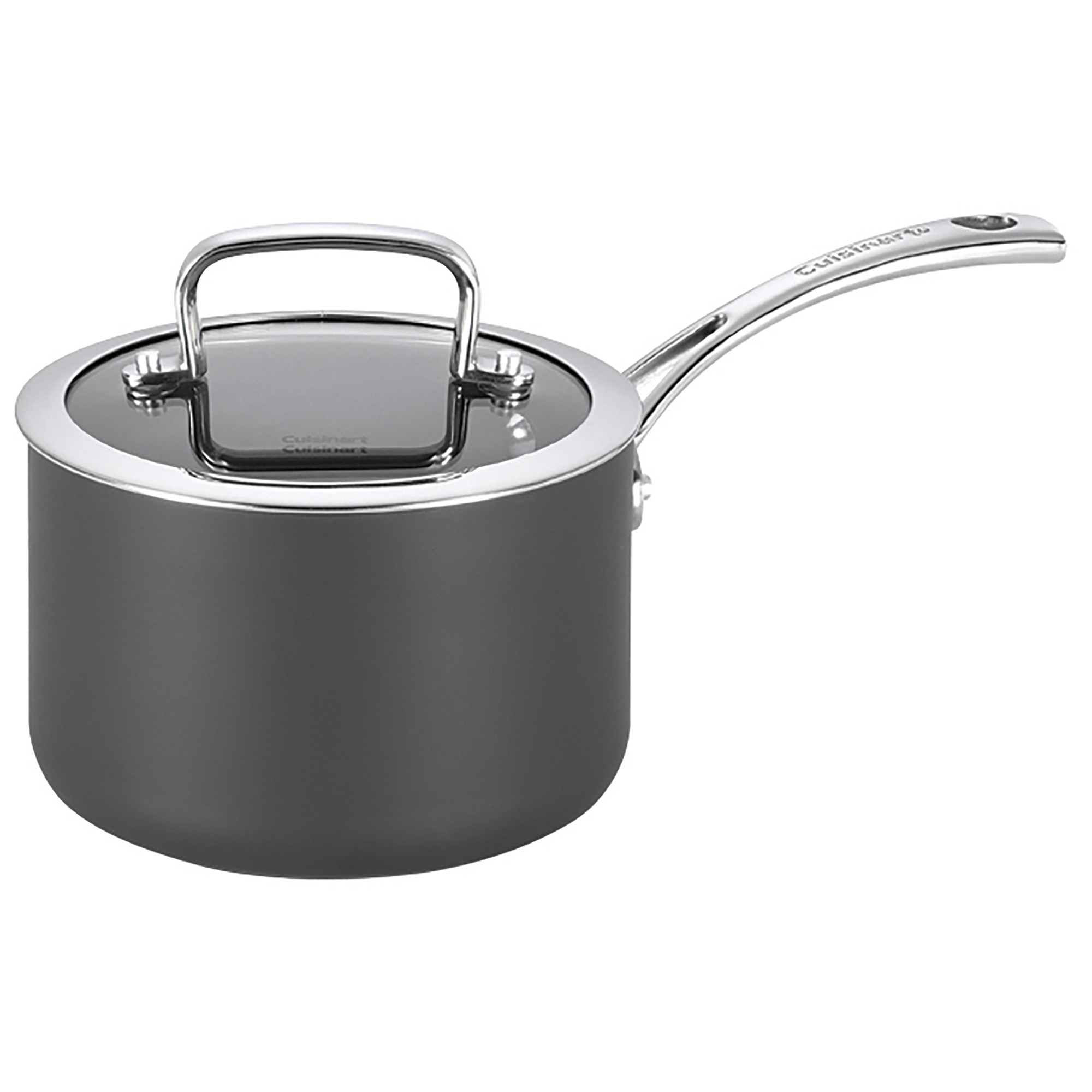 Cuisinart Chef iA+ Non-stick 16cm Saucepan with Lid