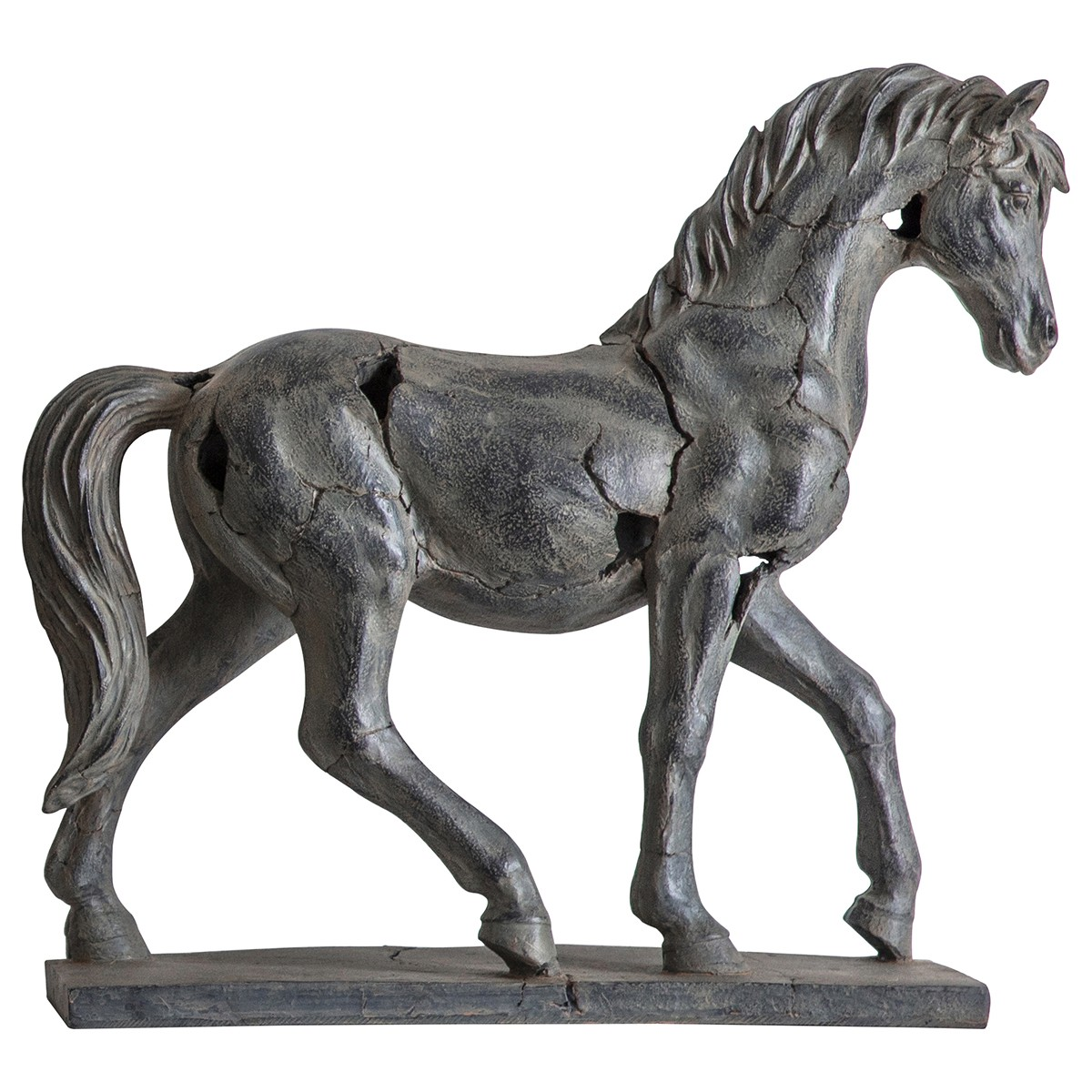thomas Antique Horse Statue