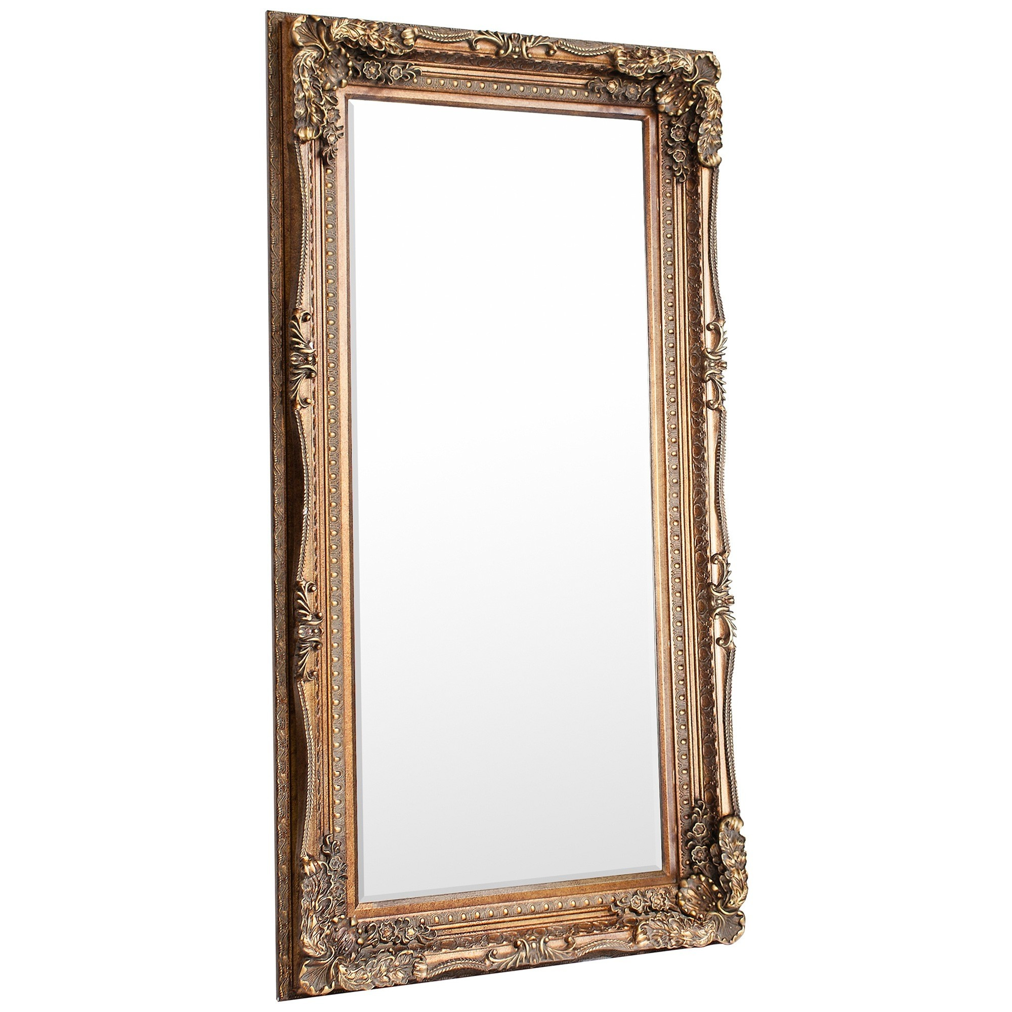 Celyn Leaner Mirror, 176cm, Gold