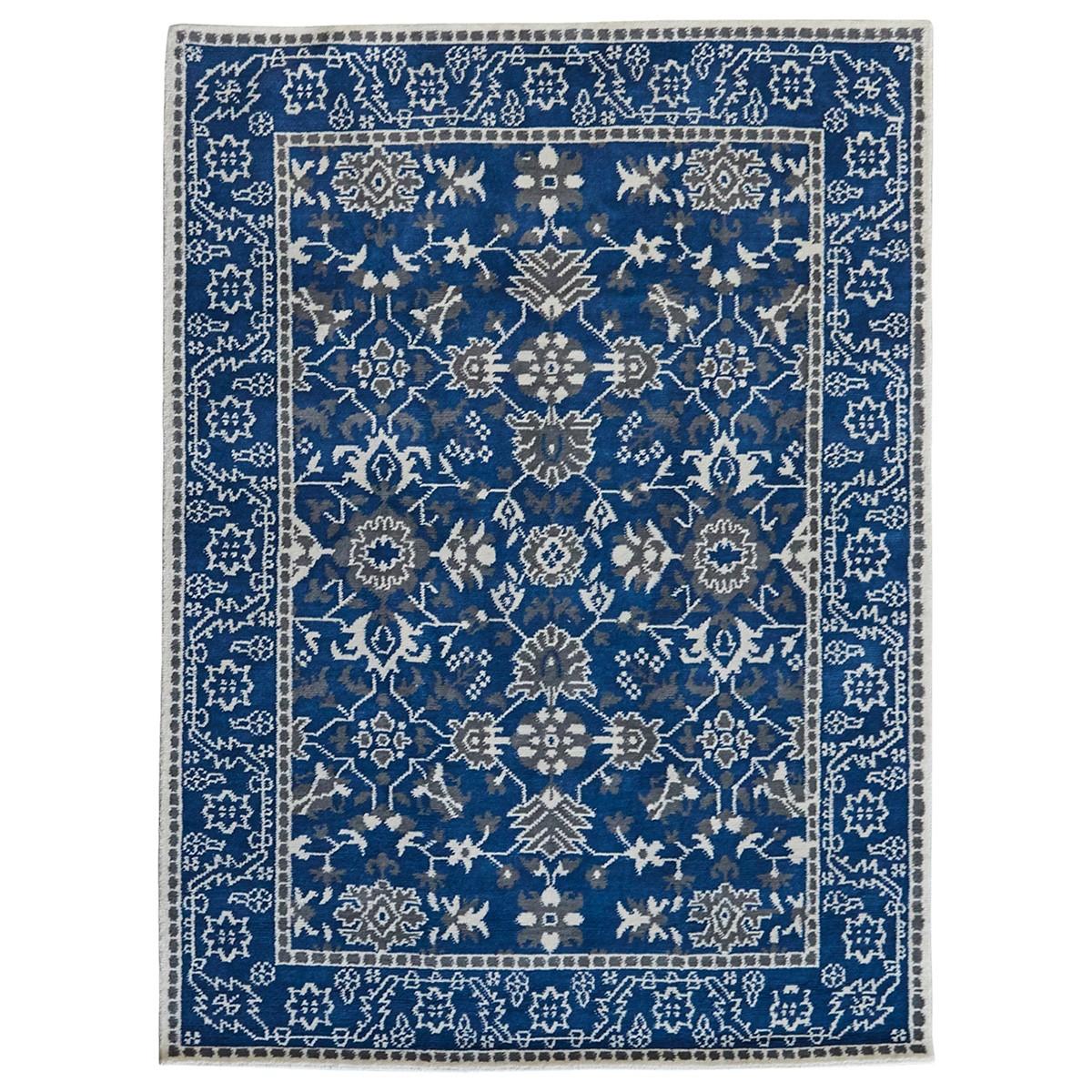 Tabriz Hand Tufted Oriental Wool Rug, 240x320cm