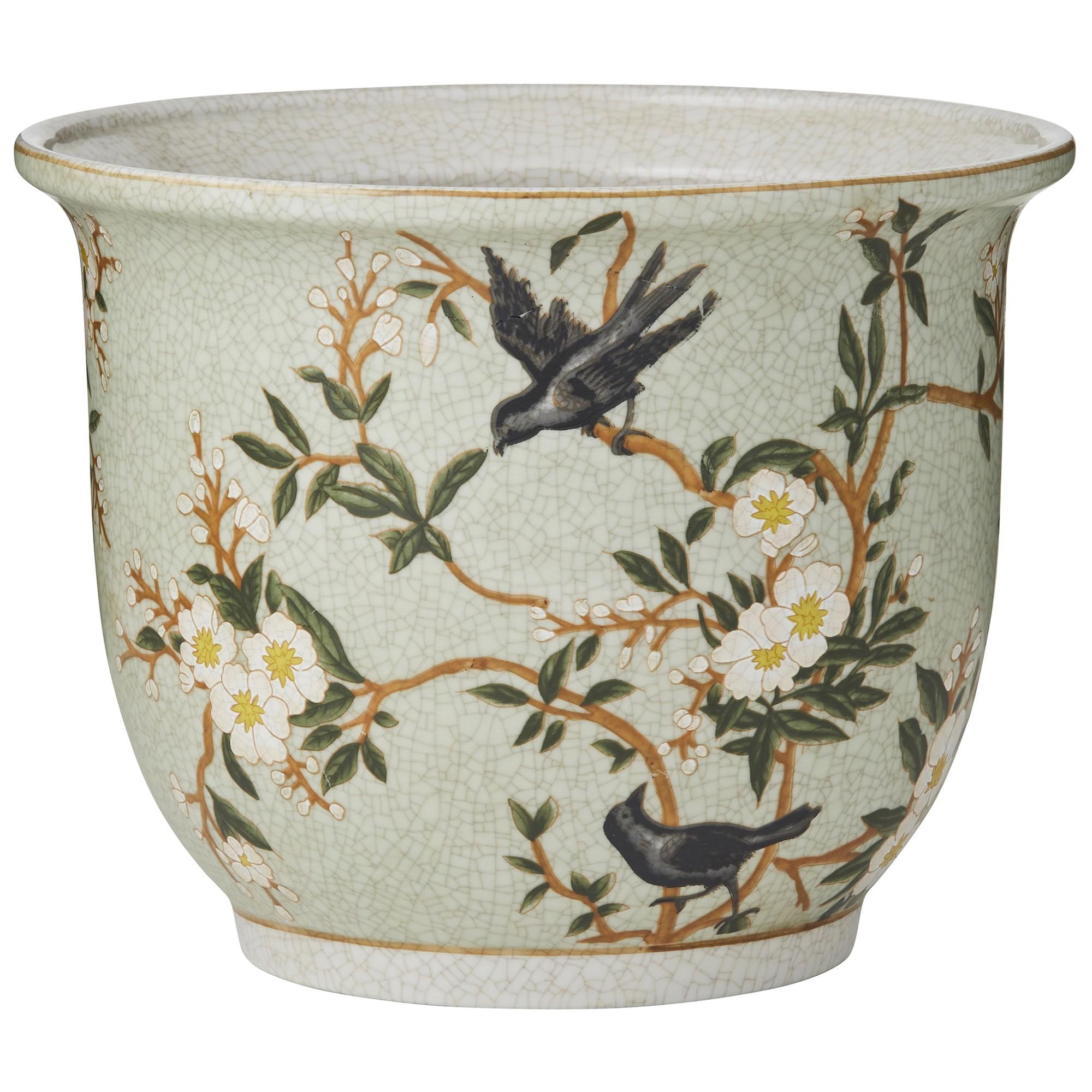 Delilah Porcelain Pot, Medium