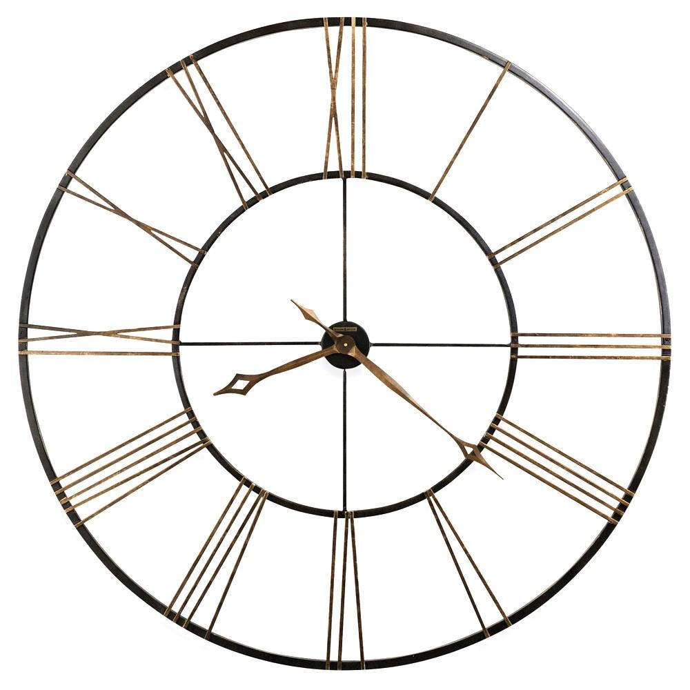 Howard Miller Postema Metal Round Wall Clock, 124cm