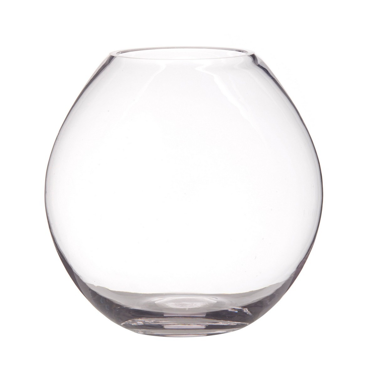 Cannonball Glass Vase