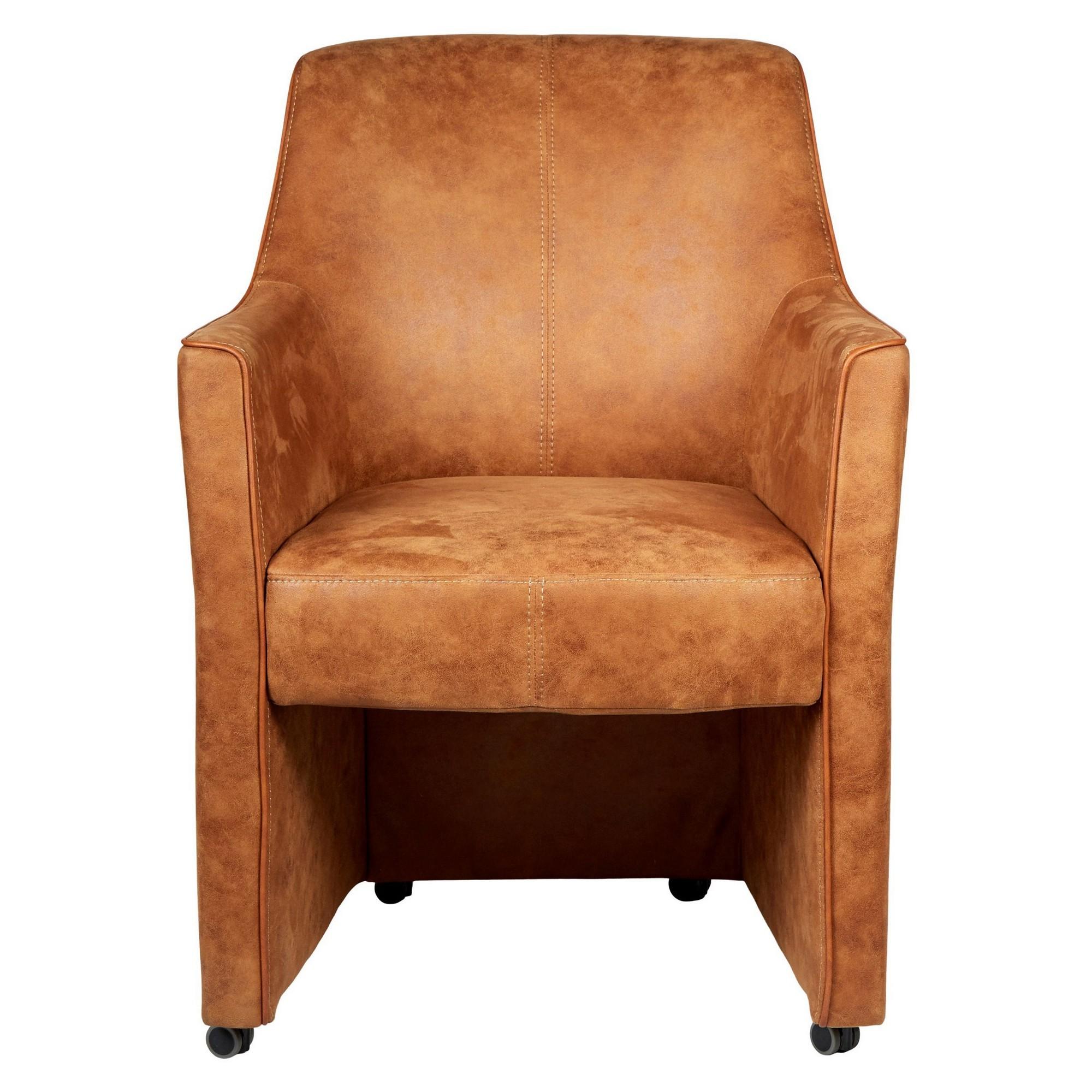 Genoa Farbic Armchair